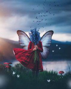 Conceptual Photography, Autumn Photography, Girl Photography Poses, Creative Photography, Art And Illustration, Applis Photo, Beautiful Nature Wallpaper, Digital Art Girl, Anime Art Girl