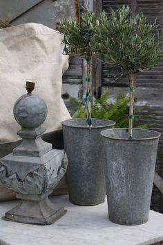 ATELIER DE CAMPAGNE - finish for planters