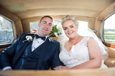 Bride and Groom Dawn and Eddie pictured inside their wedding Car  Photography by Klickapic Photography Best Wedding Venues, Wedding Car, On Your Wedding Day, Perfect Wedding, Wedding Blog, Wedding Ceremony, Wedding Planner, Car Photography, Wedding Photography