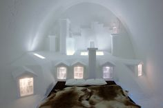 Ice Hotel Gets Paris Rooftops Themed Room: How Cool | Captivatist