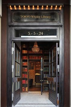 Whisky Shop, Whisky Bar, Pub Interior, Restaurant Interior Design, Whiskey Lounge, Library Bar, Bourbon Bar, Speakeasy Bar, Restaurants