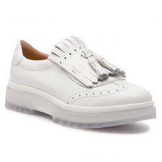 618df993933 Oxfords GEOX - D Myluse B D929WB 00043 C1000 White