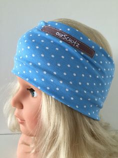 """Stirnband """"OhrSchutz""""  für Gross&Klein www.stil-shop.ch"""