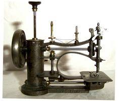 Nähmaschine Sewing Machine Macchina Da Cucire Machine À COUDRE Avrial Legat 1877 | eBay