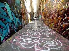 Graffiti Alleyway