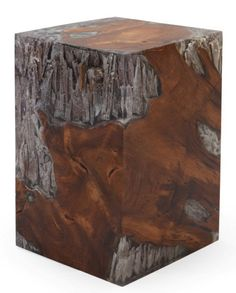 driftwood resin cubes - Google Search