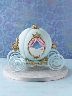 Celebration Cakes - Birthday Cakes, Novelty Cakes, Christening CakesYou can find Novelty cakes and more on our website. Fancy Cakes, Cute Cakes, Gorgeous Cakes, Amazing Cakes, Carriage Cake, Cinderella Birthday, Cinderella Cakes, Cinderella Theme, Disney Birthday