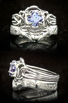 """Unique Engagement Rings 