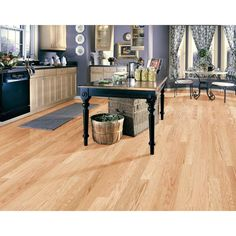 Millstead Red Oak Natural 1/2 in. Thick x 5 in. Wide x Random Length Engineered Hardwood Flooring (31 sq. ft. / case)