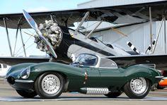 Steve McQueen's 1957 Jaguar XKSS