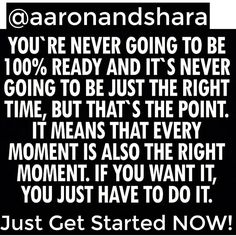 Just Take A Step Forward  Take The Action And Get Started NOW! . #thursday . Follow Us @aaronandshara . Dont be rude type YES Below If You Agree:)! . . Double tap and tag someone you know will benefit…