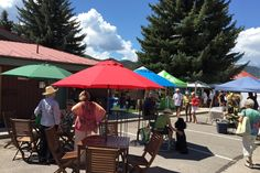 For a good selection of local produce, specialty foods and crafts, the Basalt Sunday Market in the heart of downtown is a great spot and good family activity. #globalphile #travel #tips #destinations #basalt #roadtrip2016 #lonelyplanet #foodie #market http://globalphile.com/city/carbondale-colorado/