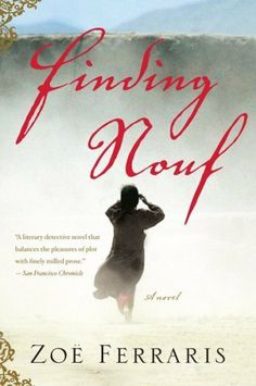 Finding Nouf by Zoe Ferraris, http://www.amazon.com/dp/0547237782/ref=cm_sw_r_pi_dp_zBQdqb1H04MF7