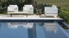 Sillón Lenho #sofá #diseño #decoración #exterior #saccaro