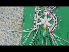 Puntilla Florecitas,esquina - YouTube