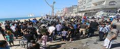 İsrail Gazze'ye hava saldırısı düzenledi - TRT Türk Haberler