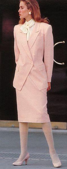 1980s fashion.