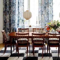Textile Rox & Fix - Linen 100, Rox & Fix, Josef Frank   Svenskt Tenn