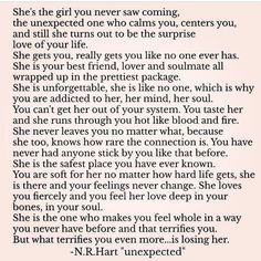 Second Love Quotes, Unexpected Love Quotes, Deep Quotes About Love, Love Quotes For Him, Great Quotes, Inspirational Quotes, Wisdom Quotes, True Quotes, Words Quotes