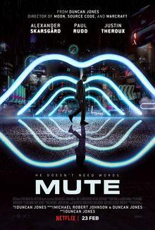 Mute (2018 film) - Wikipedia
