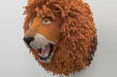 25 Crochet Taxidermy Animals To Brighten Your Day