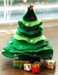 Christmas kid crafts