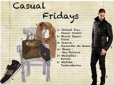 Casual Friday #Look #CasualFridays
