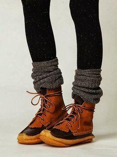 Mendocino Fall Hunt Boots