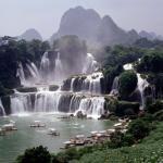 Cam Ly Waterfall - Dalat Vietnam