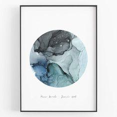 Print Personalisierbar | Neptun II - by blumenkindjen Workshop, Inspiration, Products, Art, Paper, Proud Of You, Inspiring Art, Biblical Inspiration, Art Background