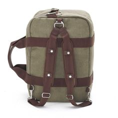 QWSTION Weekender Hunting Green