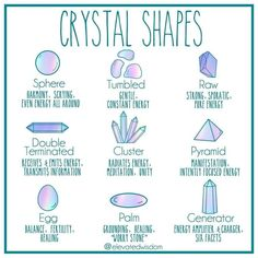 Crystal Guide, Crystal Magic, Crystal Healing Stones, Witch Spell Book, Witchcraft Spell Books, Crystal Aesthetic, Witchcraft For Beginners, Herbal Magic, Meditation Crystals