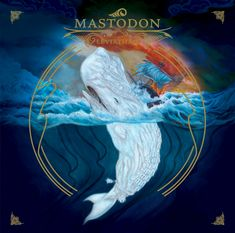 Mastodon Leviathan Cover...god I love this album and the art too.