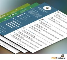Nice 15+ Best Free Resume / CV Templates PSD. Professionally designed Free Resume Templates and PSD download in Photoshop PSD format. These CV/Resume templates are extremely useful to make your online CV/Resume. All PSD Templates are ideal for Web and Graphic Designers, developers, and engineers etc with simple to edit and completely in Photoshop layered PSD format.
