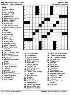 The New York Times Made a Steve Jobs Themed Crosswords