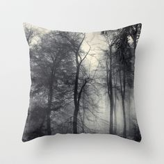 realm of shades Throw Pillow by Dirk Wuestenhagen Imagery - $20.00