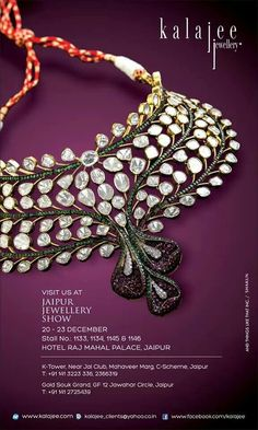 #Jewelry that spells sophistication and #class! #Kalajee