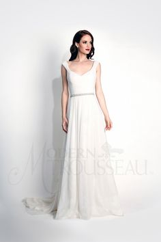 Gwen - Modern Trousseau Couture Bridal Collection