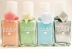 hard candy nail polish from the 90's - reminds me of clueless for some reason