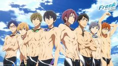 69 ideas for funny anime guy animal pictures Kageyama Tobio, Nagisa Free, Free Makoto, Manga Anime, Anime Art, Otaku, Splash Free, Free Eternal Summer, Free Iwatobi Swim Club
