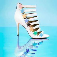 Katy Perry high heel sandals