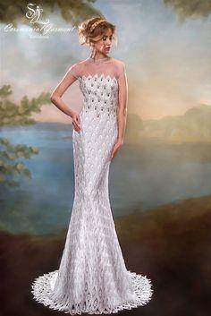 Wedding dress Tabata from Svetlana Lyalina