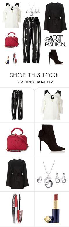 """Art of Fashion"" by rboowybe ❤ liked on Polyvore featuring Henrik Vibskov, Roland Mouret, Rebecca Minkoff, Yves Saint Laurent, Isabel Marant, L'Oréal Paris and Estée Lauder"