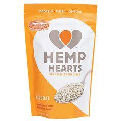 Hemp Hearts Raw Shelled Hemp Seeds (8 Ounces Seeds) by Manitoba Harvest Hemp Foods & Oils at the Vitamin Shoppe Mobile