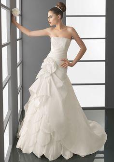 Jasmine Stunning Wedding Dress Wedding Outdoor Weddings Dresses Diamond Cover Up…