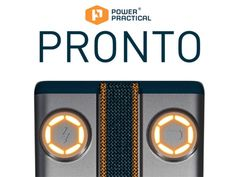 Pre-order The Pronto - Fast-Charge Battery on BackerKit - The fastest charging portable battery pack. In just 5 minutes, you get enough juice to fully charge an iPhone 5 on-the-go!
