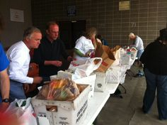 Gearing up for this years' NALC Stamp Out Hunger!