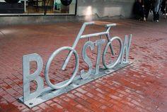 City and bike love.