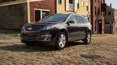 ¿Sales de viaje con toda tu familia? ¡Qué mejor que sea con una Traverse Chevrolet, caben todos!