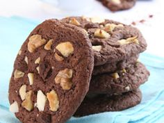 Receta: Paula Pollono | Galletas de chocolate